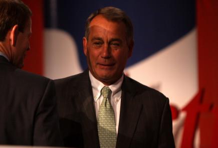 John Boehner Resignation