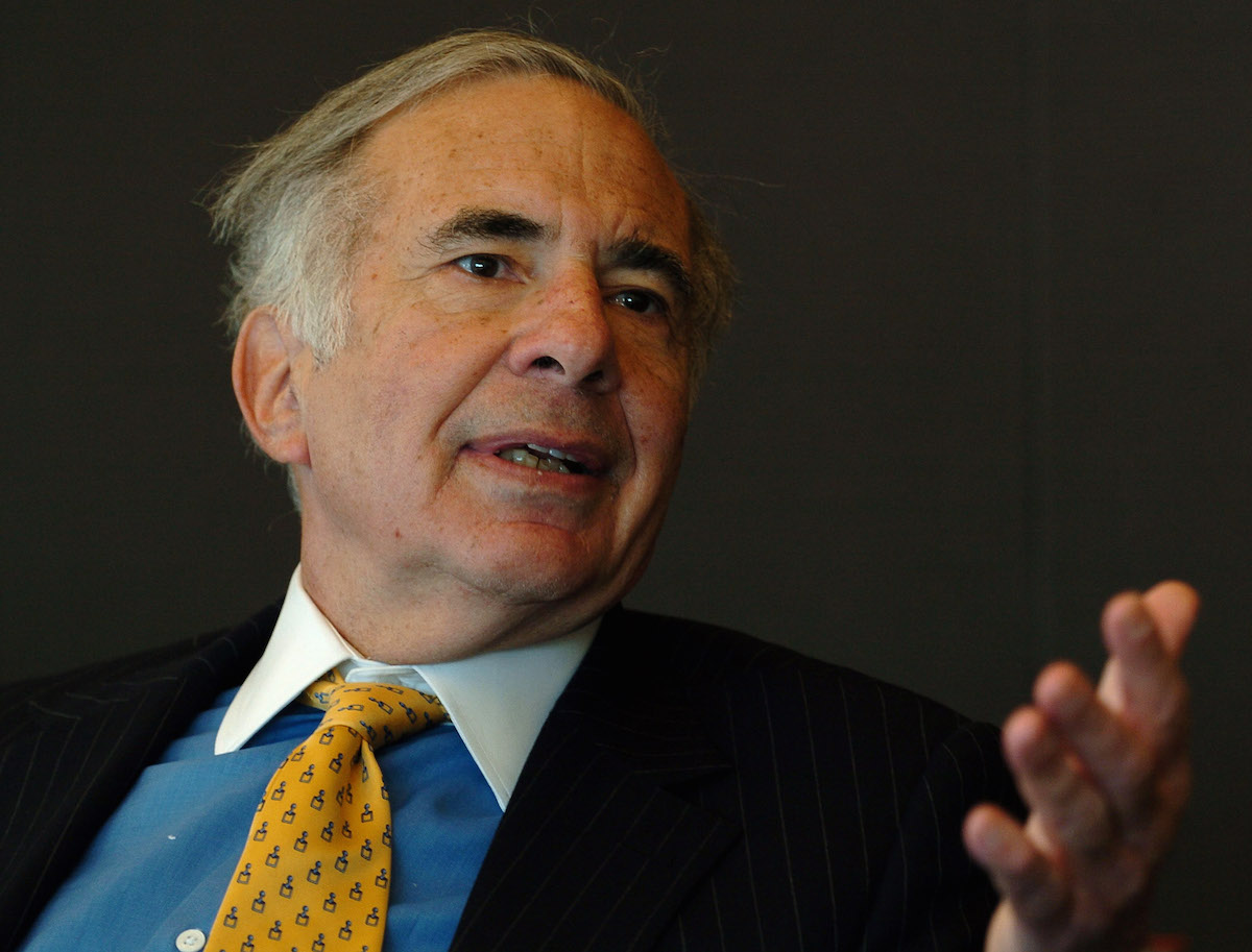 Carl Icahn Interest Rates
