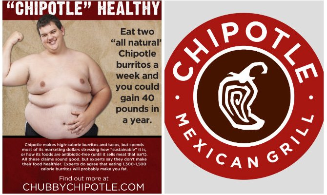 Chipotle Attack Ad