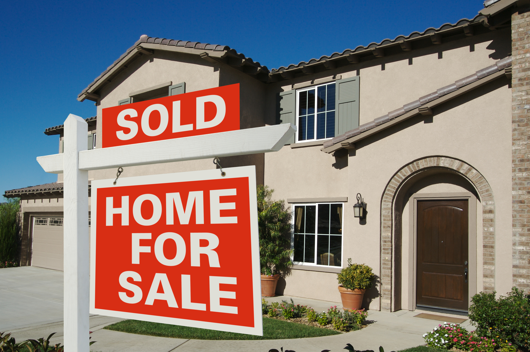 Home Prices Falling outside City Areas