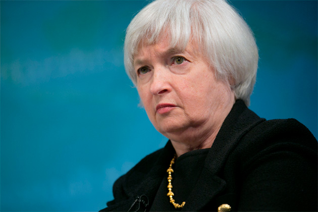 Janet Yellen Comments help US Dollar Rebound