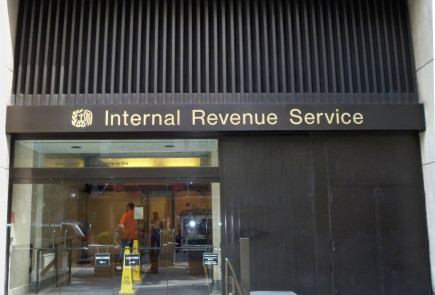 IRS $100 Million Checks