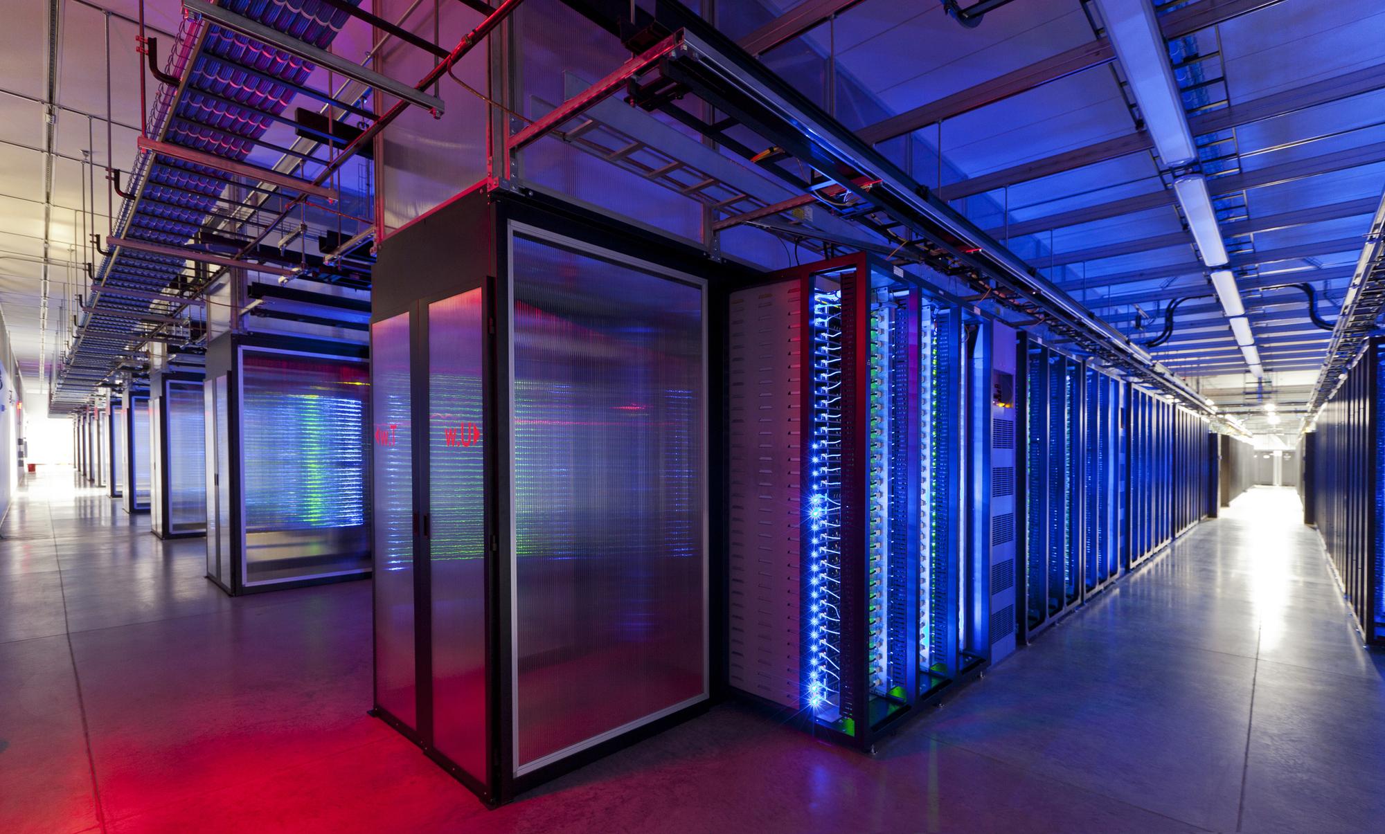 Siberia Data Center