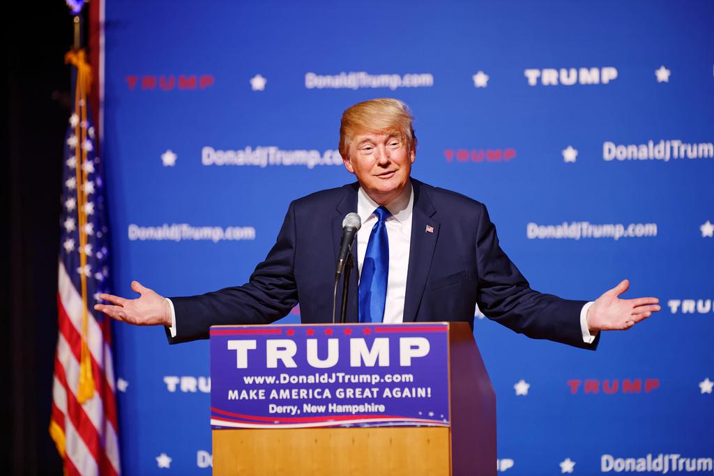 Donald Trump Business Politicians