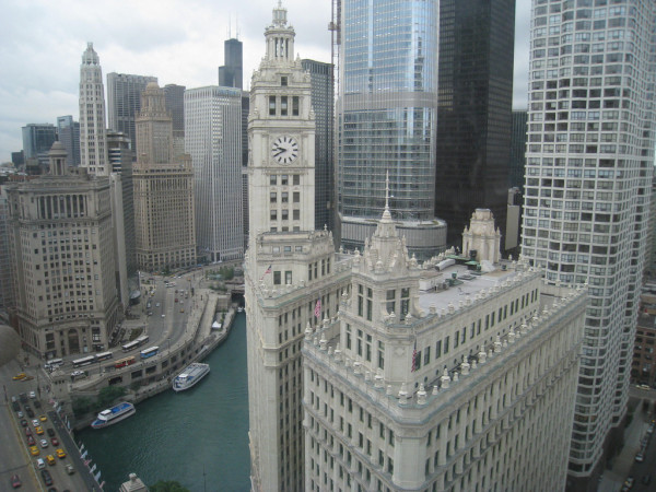 Tribune Tower For Sale