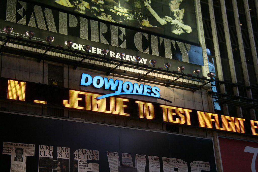 Russians Reportedly Hacked Dow Jones In Search Of Stock Tips