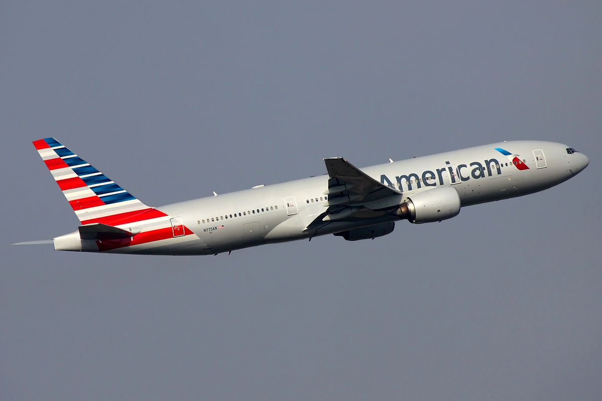 American Airlines and US Airways Website