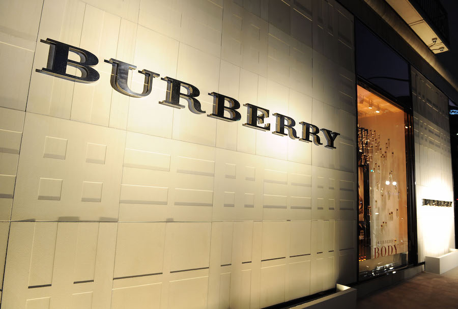 Burberry Sales Disappoint