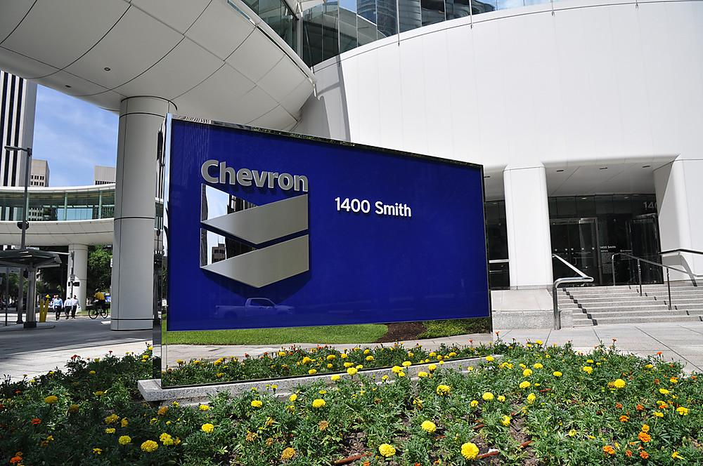 Chevron Oil Prices and Profit Falls