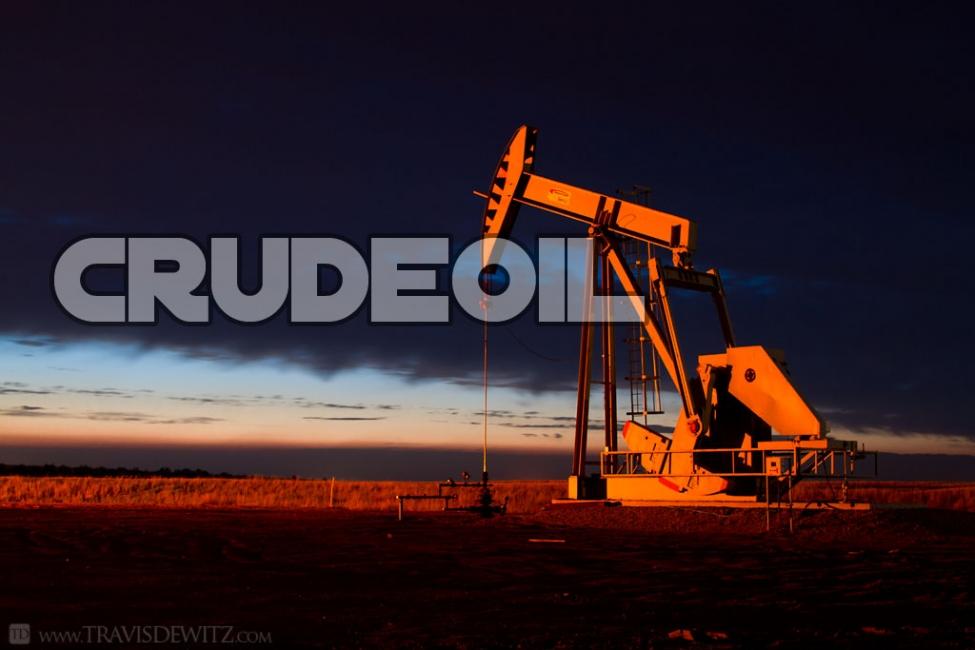 Crude Oil Prices Rising