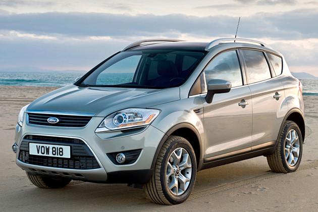Ford Kuga SUV Recall in China
