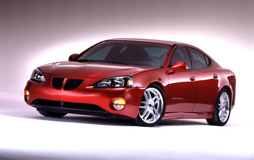 "Pontiac Grand Prix ""G-Force"" Concept. X03PN__GP004H"
