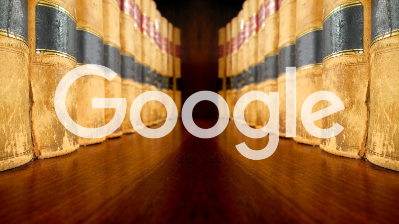 Google Book Scanning Project Deemed Legal