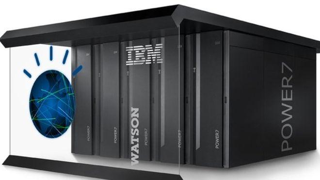 IBM Watson Super Computer