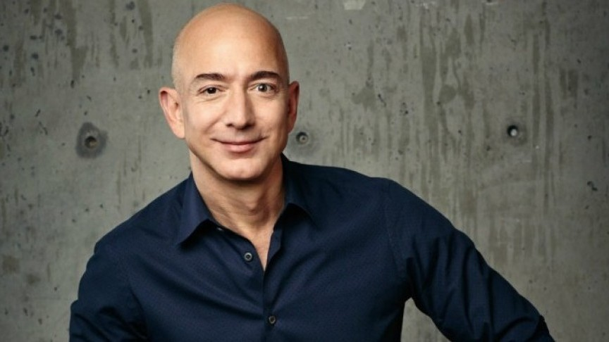 Jeff Bezos Wealth Increases by 5 billion dollars