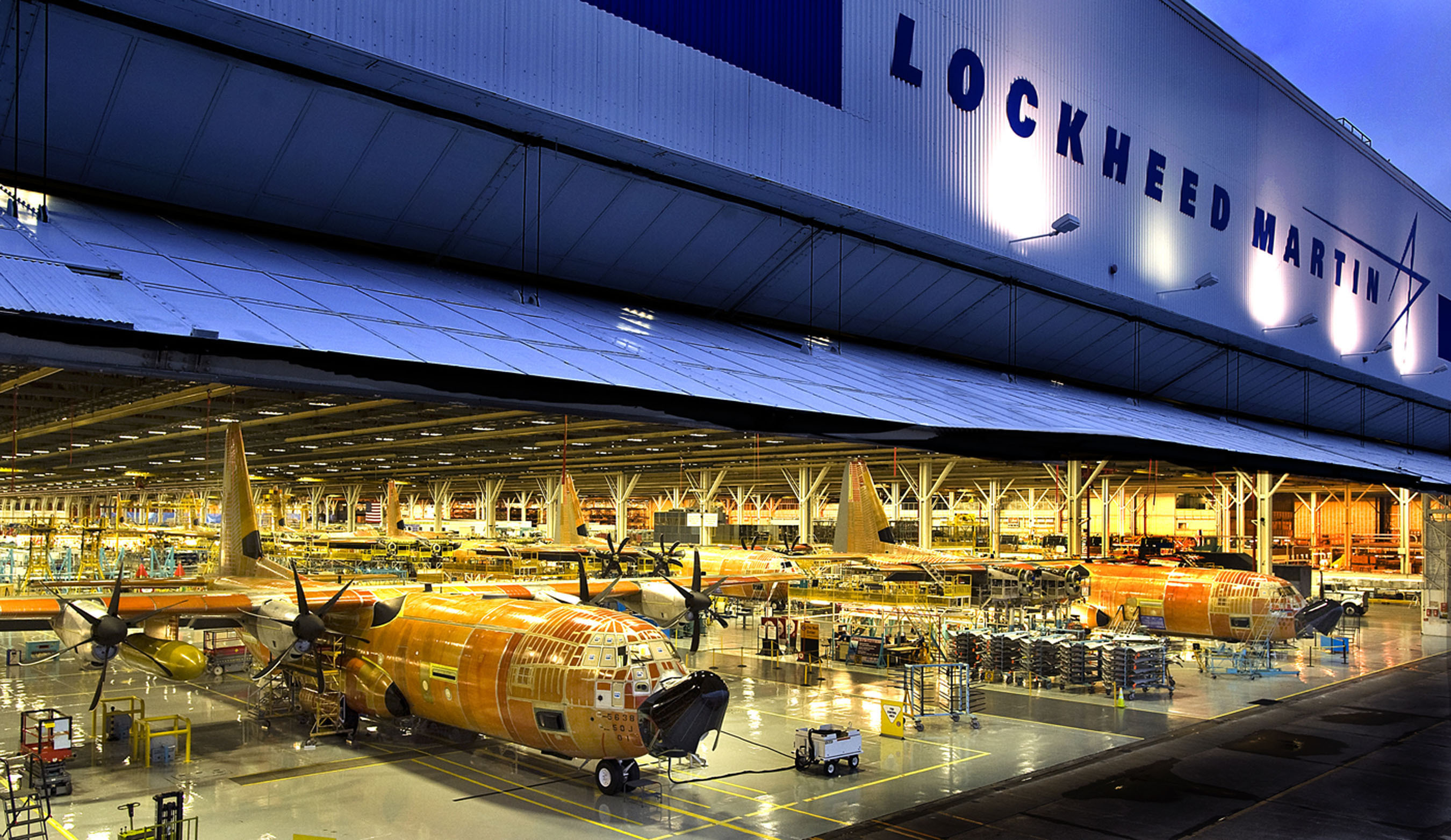 Lockheed Martin Overhead Cost Reductions
