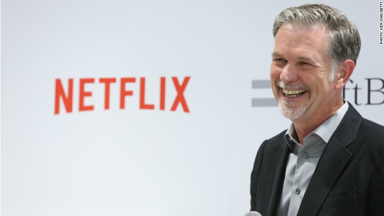 Netflix Earnings 2015 Q3