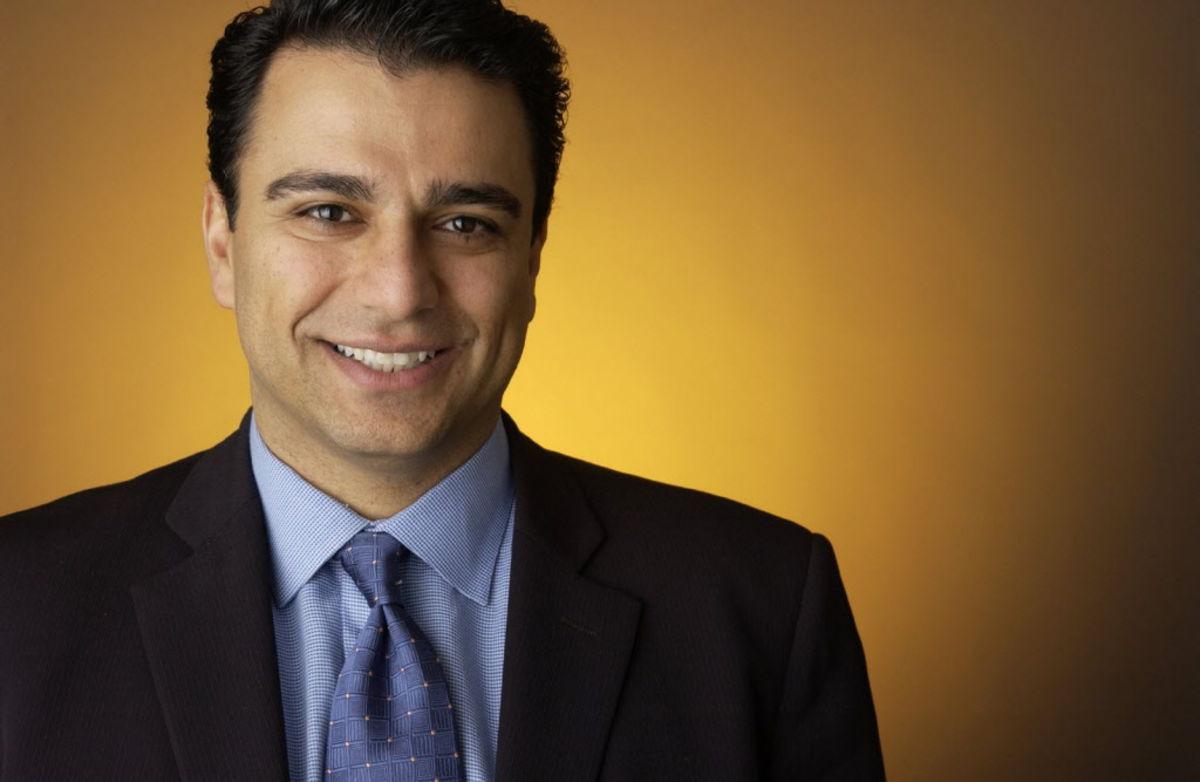 Omid Kordestani at Twitter