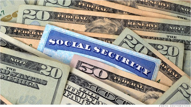 Social Security Spending Power