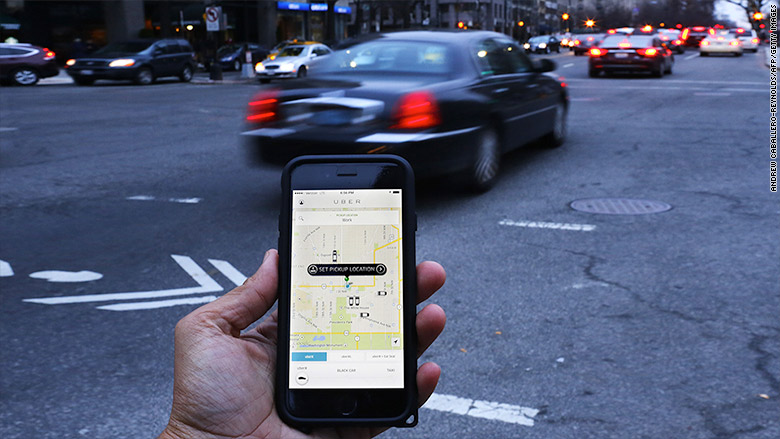 Uber Raising More Money