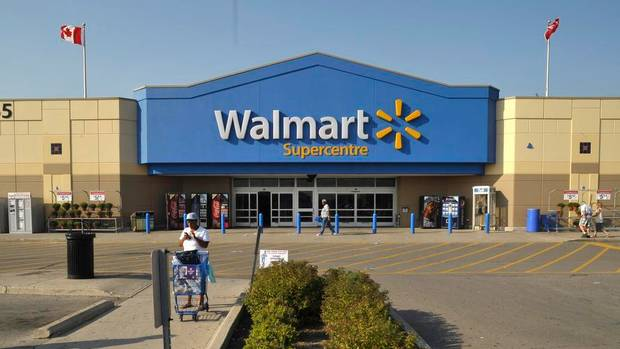 Wal-Mart Discounts and check-in mobile app