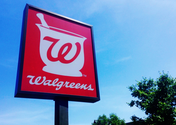 Walgreens and Theranos