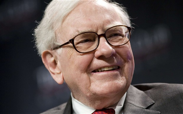Warren Buffet Thinks 'America Has Never Been Greater'