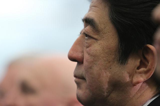 Shinzo Abe Japan Recession