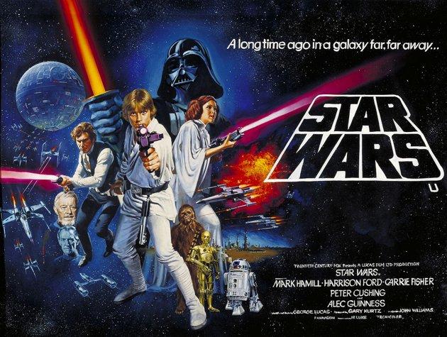 1970s Star Wars Memorabilia Auction at Sothebys