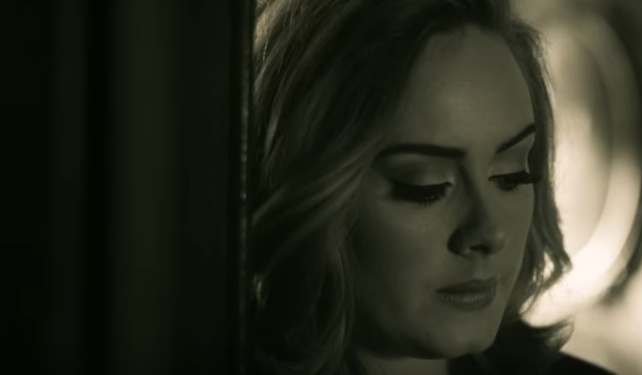Adele Hit Single