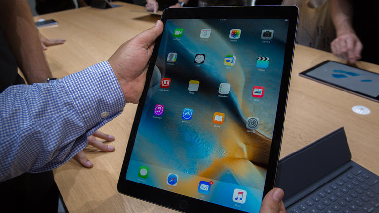 Apple iPad Pro Goes On Sale This Wednesday