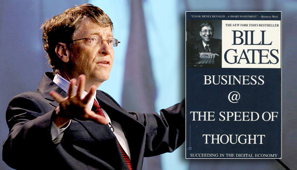 Bill Gates Business at the speed of thought