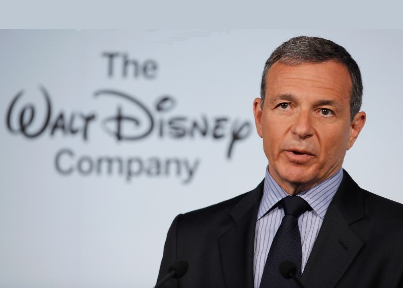 Bob Iger and the NFL