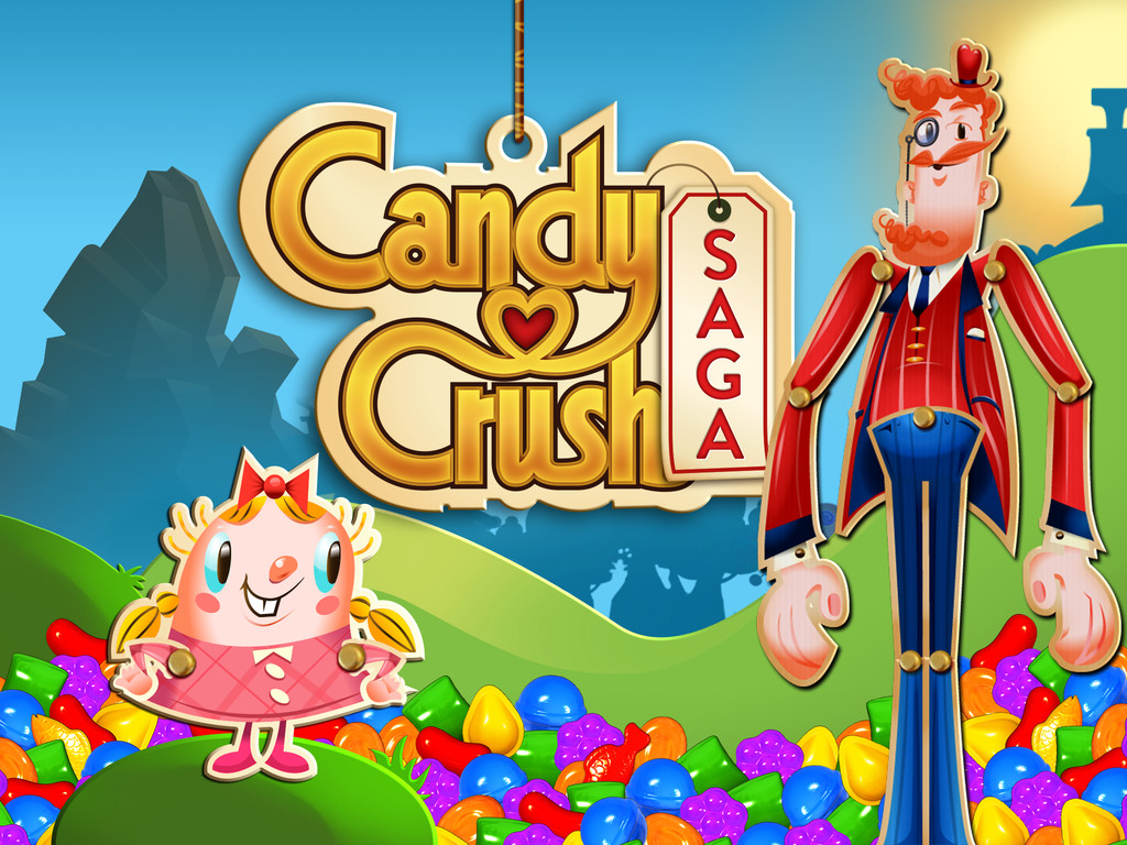 Candy Crush Acquired by Activision