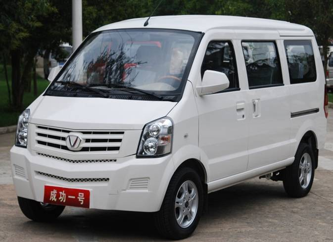 China Mini-Van Sales