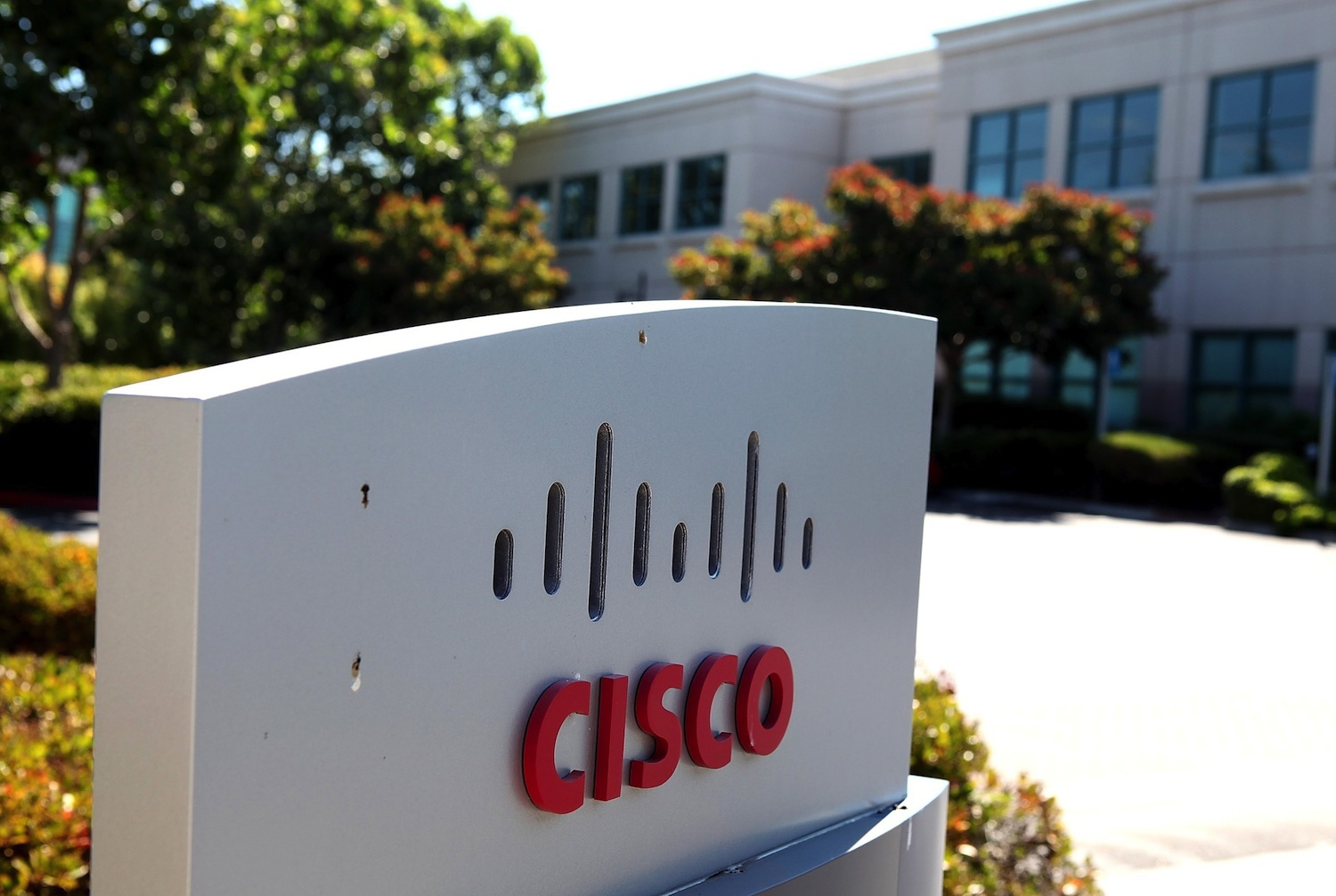 Cisco Profits