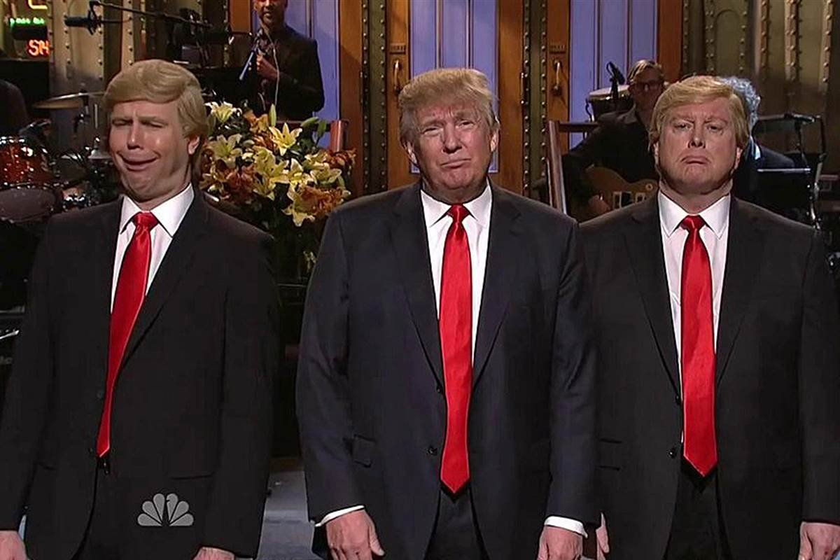 Donald Trump and SNL Ratings