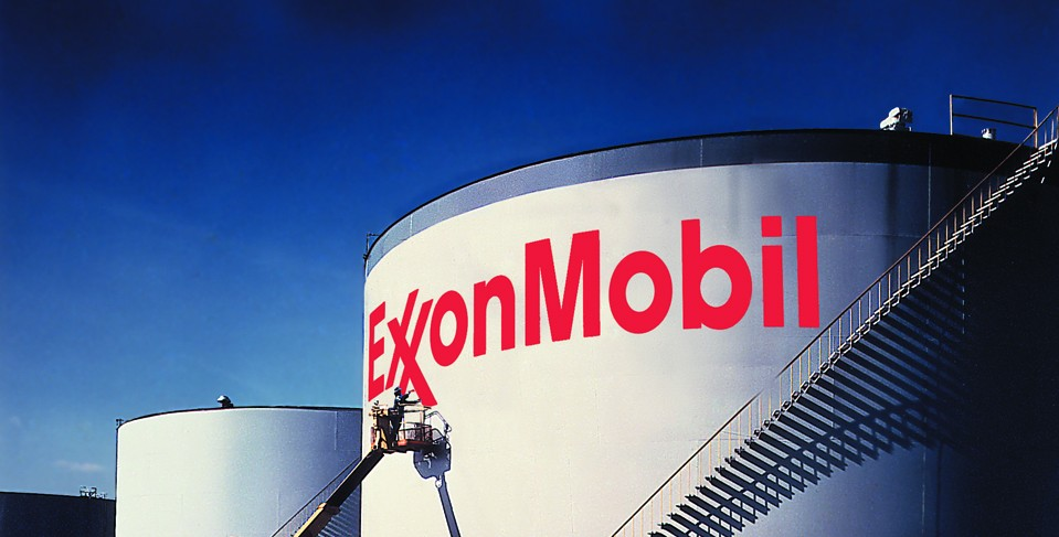 ExxonMobil CEO and Jobs Report