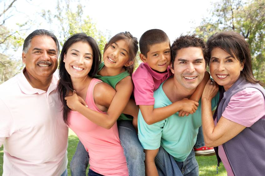 Hispanic Family Wealth