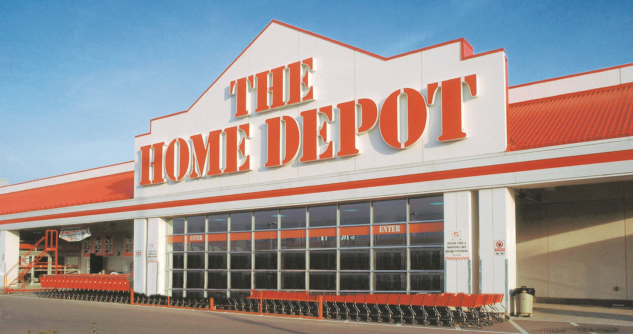Home Depot Sales Q3