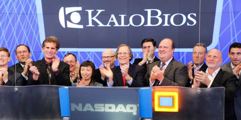 KaloBios Short Selling