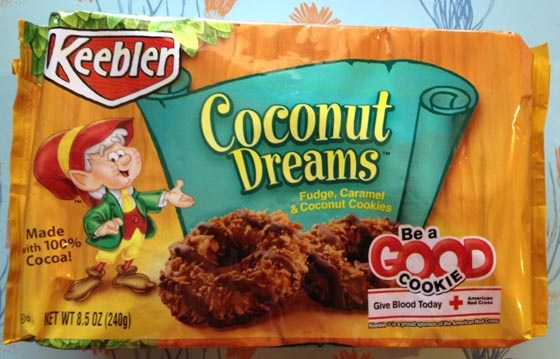 Keebler Coconut Dreams