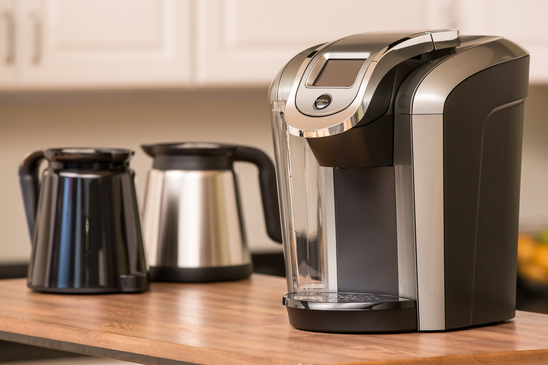 Keurig Shares Skyrocket