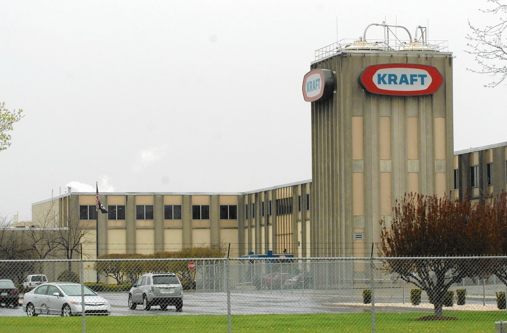 Kraft Shutting Down Factories