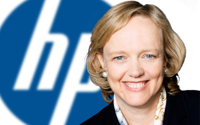 Meg Whitman Frothy