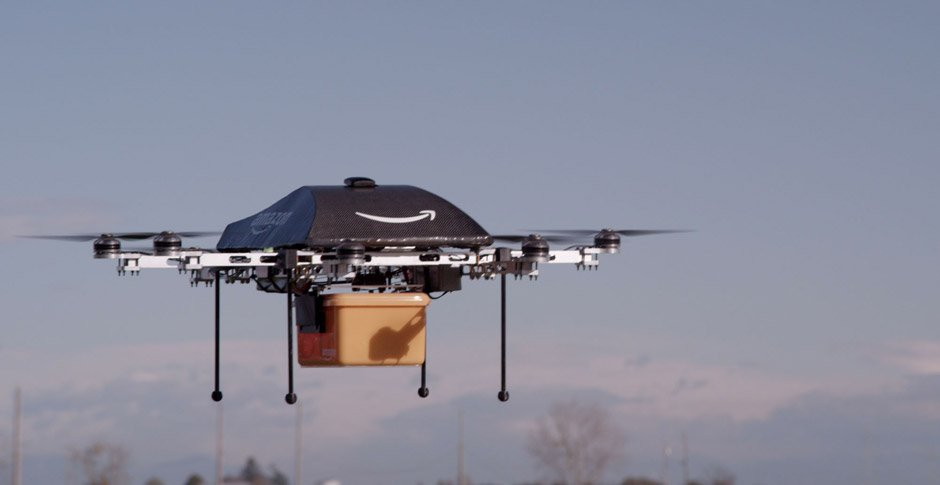Original Design for Amazon Prime Air Drone