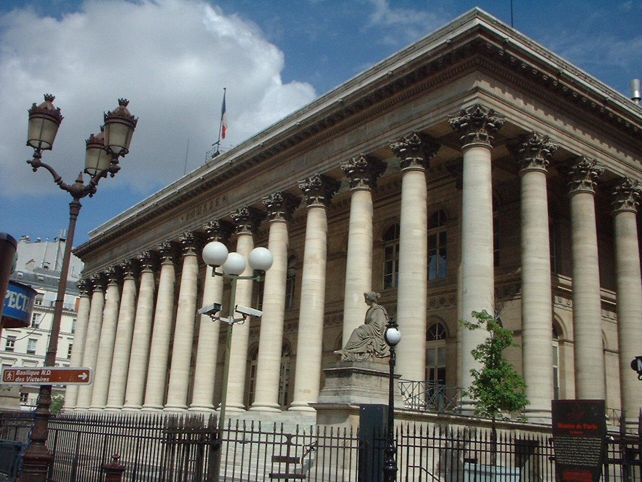 Dollar Stocks Paris