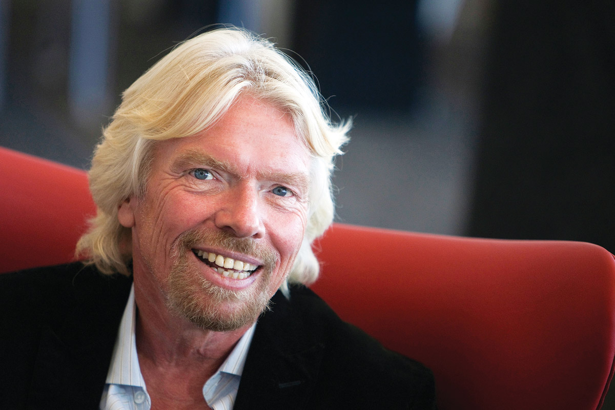 Richard Branson and Paris Attacks