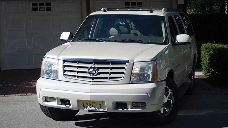 Sopranos SUV Sells