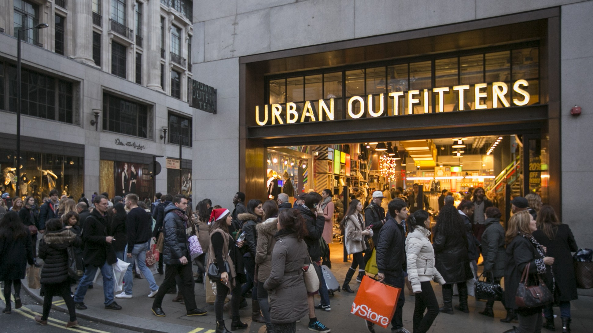 Urban Outfitters and Q3 Weak Demand